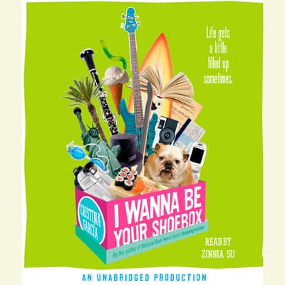 I Wanna Be Your Shoebox by Cristina García audiobook