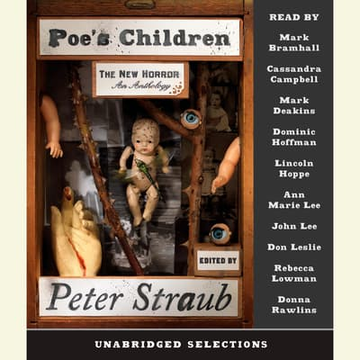 Poe's Children by Peter Straub audiobook
