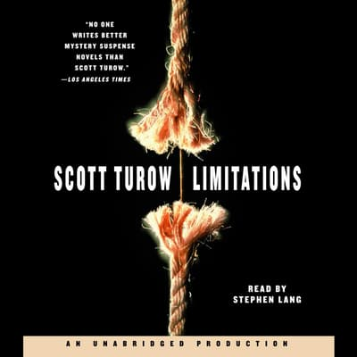 Limitations by Scott Turow audiobook
