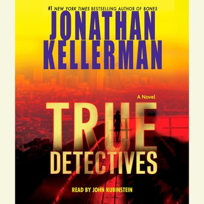 True Detectives by Jonathan Kellerman audiobook