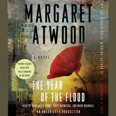 The Year of the Flood by Margaret Atwood audiobook