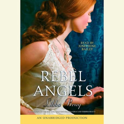 Rebel Angels by Libba Bray audiobook