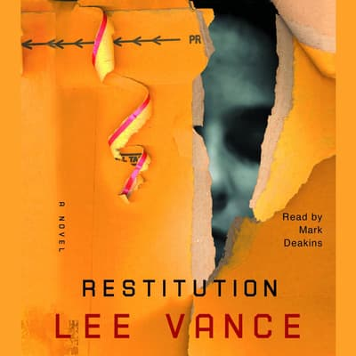Restitution by Lee Vance audiobook