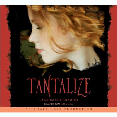 Tantalize by Cynthia Leitich Smith audiobook