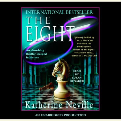 The Eight by Katherine Neville audiobook