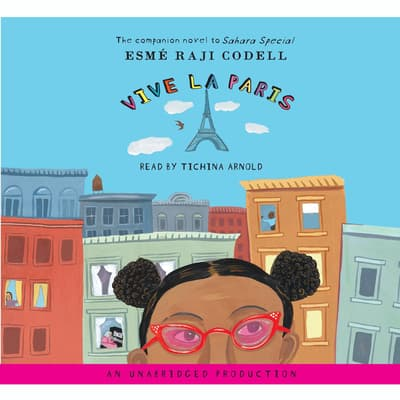 Vive La Paris by Esmé Raji Codell audiobook