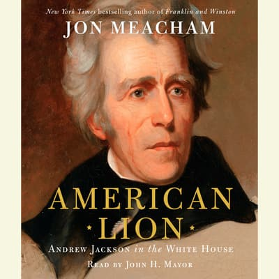 American Lion by Jon Meacham audiobook