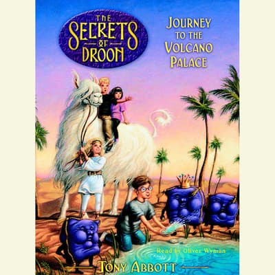 Journey to the Volcano Palace: The Secrets of Droon Book 2 by Tony Abbott audiobook