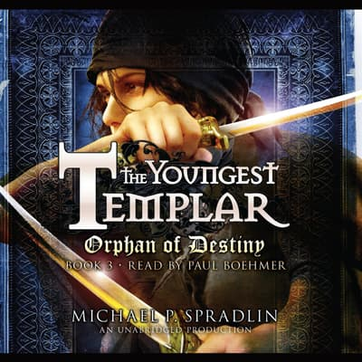 Orphan of Destiny by Michael P. Spradlin audiobook