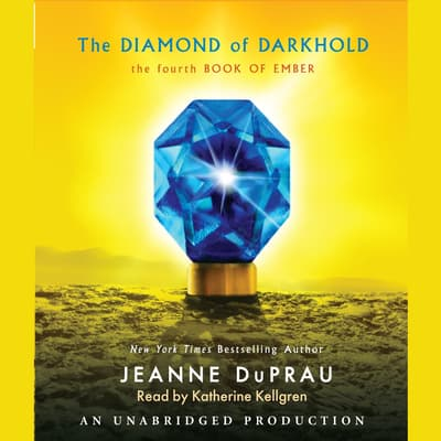 The Diamond of Darkhold by Jeanne DuPrau audiobook