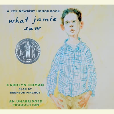 What Jamie Saw by Carolyn Coman audiobook