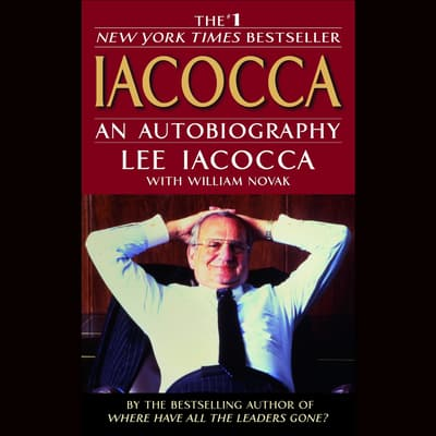 Iacocca by Lee Iacocca audiobook