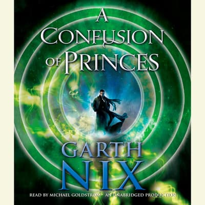 A Confusion of Princes by Garth Nix audiobook