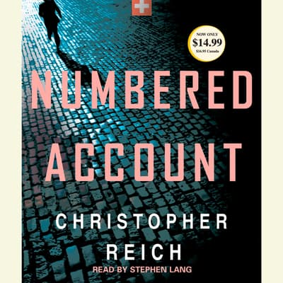 Numbered Account by Christopher Reich audiobook