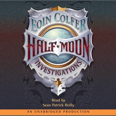Half-Moon Investigations by Eoin Colfer audiobook