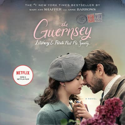 The Guernsey Literary and Potato Peel Pie Society by Mary Ann Shaffer audiobook