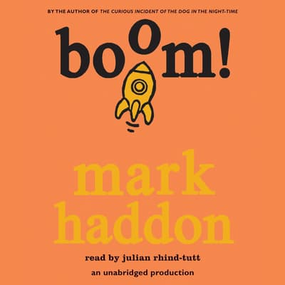 Boom! by Mark Haddon audiobook