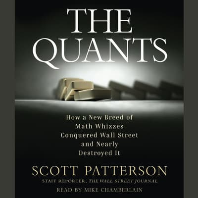 The Quants by Scott Patterson audiobook