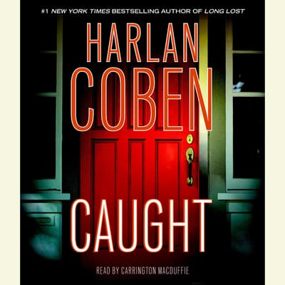 Caught by Harlan Coben audiobook
