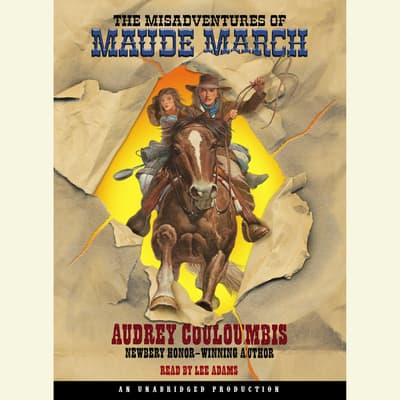 The Misadventures of Maude March by Audrey Couloumbis audiobook
