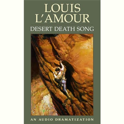Desert Death Song by Louis L'Amour audiobook