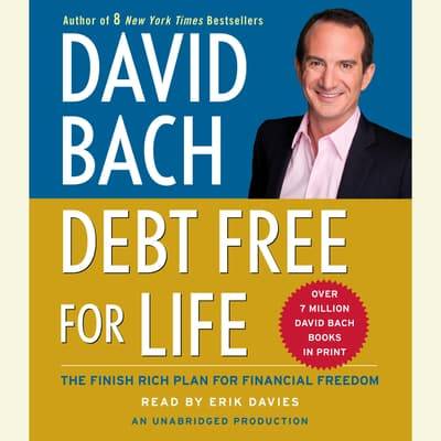 Debt Free For Life by David Bach audiobook