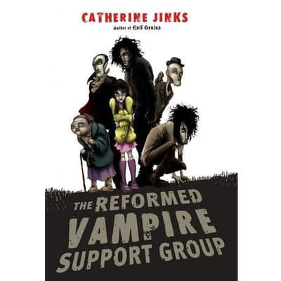 The Reformed Vampire Support Group by Catherine Jinks audiobook