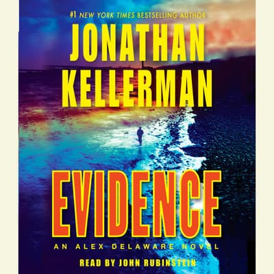 Evidence by Jonathan Kellerman audiobook