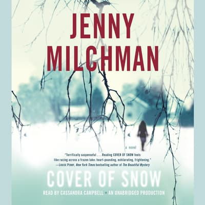 Cover of Snow by Jenny Milchman audiobook
