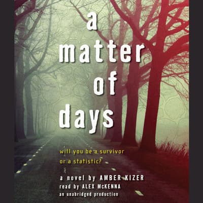 A Matter of Days by Amber Kizer audiobook