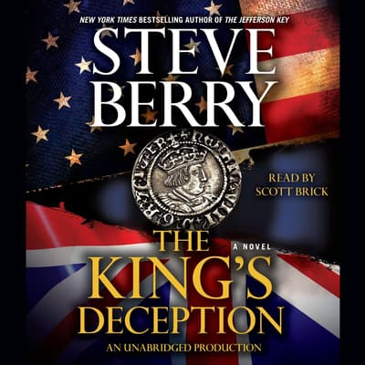 The King's Deception by Steve Berry audiobook
