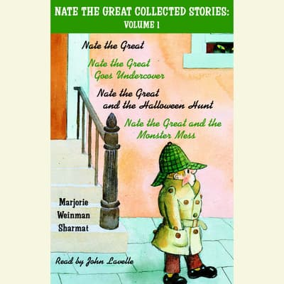 Nate the Great Collected Stories: Volume 1 by Marjorie Weinman Sharmat audiobook
