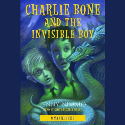 Charlie Bone and the Invisible Boy by Jenny Nimmo audiobook