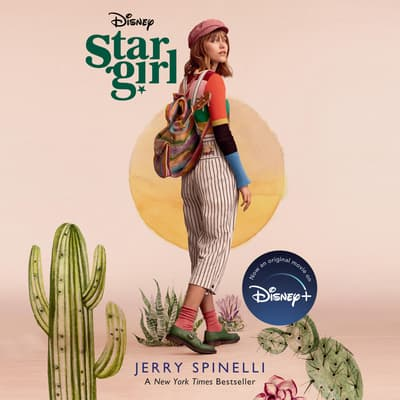 Stargirl by Jerry Spinelli audiobook