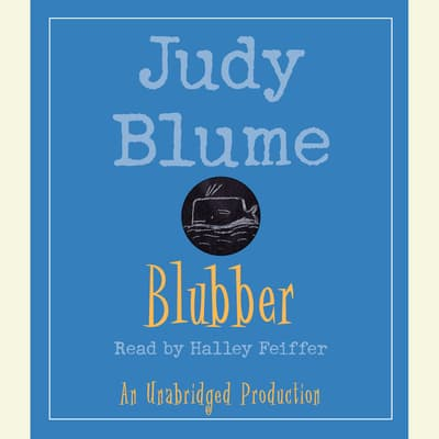 Blubber by Judy Blume audiobook