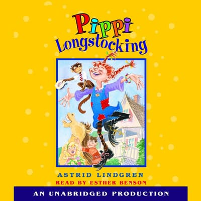 Pippi Longstocking by Astrid Lindgren audiobook