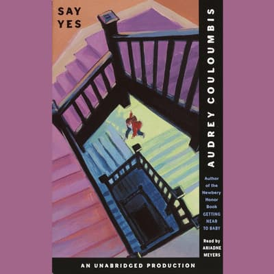 Say Yes by Audrey Couloumbis audiobook