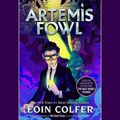 Artemis Fowl by Eoin Colfer audiobook