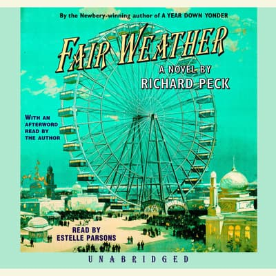 Fair Weather by Richard Peck audiobook