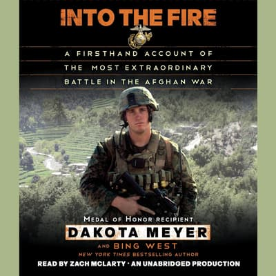 Into the Fire by Dakota Meyer audiobook