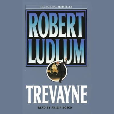 Trevayne by Robert Ludlum audiobook
