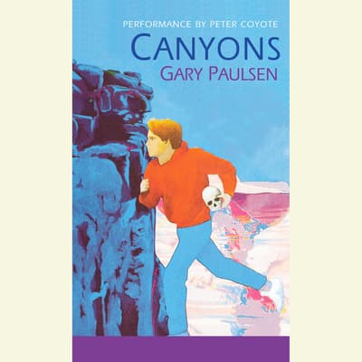 Canyons by Gary Paulsen audiobook
