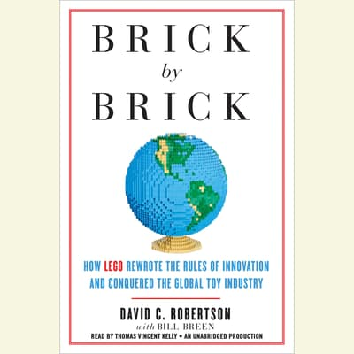Brick by Brick by David Robertson audiobook