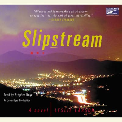 Slipstream by Leslie Larson audiobook