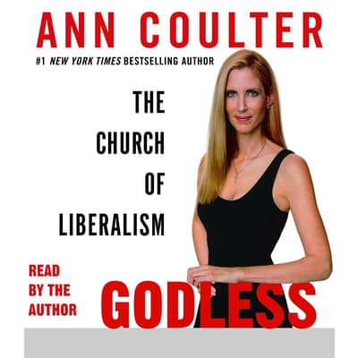 Godless by Ann Coulter audiobook