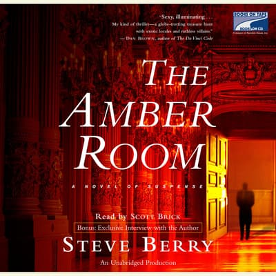 The Amber Room by Steve Berry audiobook