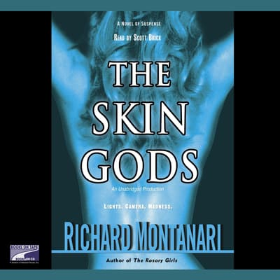 The Skin Gods by Richard Montanari audiobook