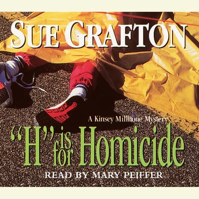 H Is for Homicide by Sue Grafton audiobook