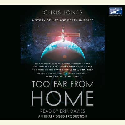 Too Far From Home by Chris Jones audiobook