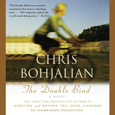 The Double Bind by Chris Bohjalian audiobook